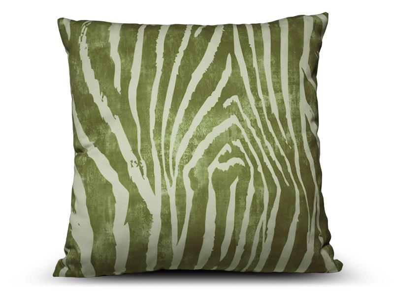 Sierkussen print zebra